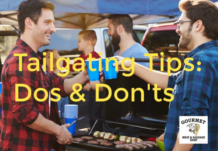 Tailgaiting Etiquette Tips Dos and Dont's