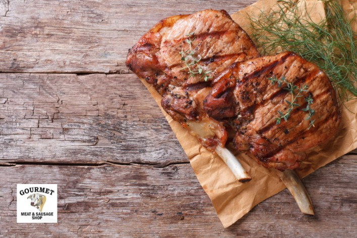 How to Cook Pork Chops in the Oven Without Drying Them Out