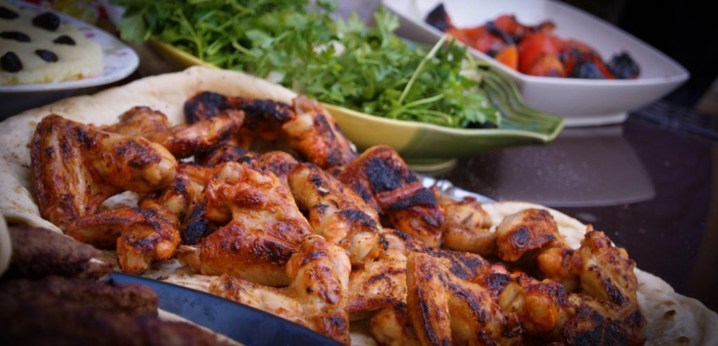 Memphis-Style Dry-Rubbed Chicken Wings