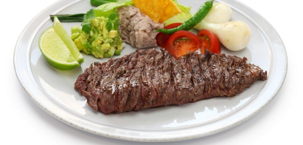 Easy Recipe for Grilled Key West Flank Steak