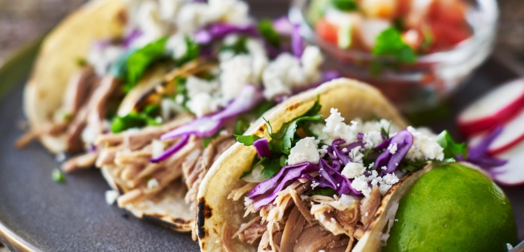 Pulled Pork Pineapple Taco Recipe