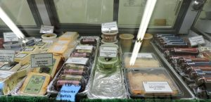 Cheese, Dips, Deli Selection at Butcher Shop