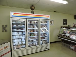 Indoor View of Butcher Shop | Gourmet Meat and Sausage Shop