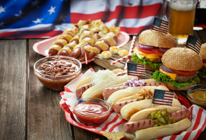 Fourth of July food